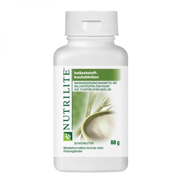 NUTRILITE™ Ballaststoff-Kautabletten - 30 Kautabletten