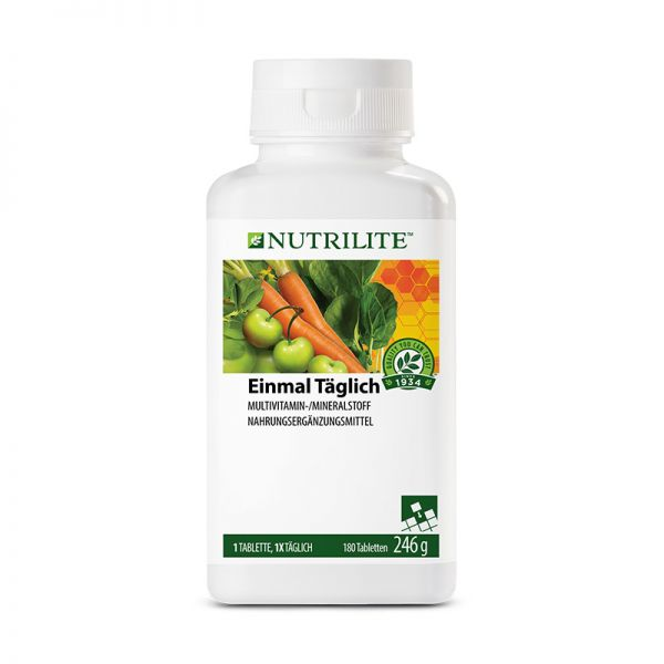 NUTRILITE™ Einmal Täglich - 180 Tabletten