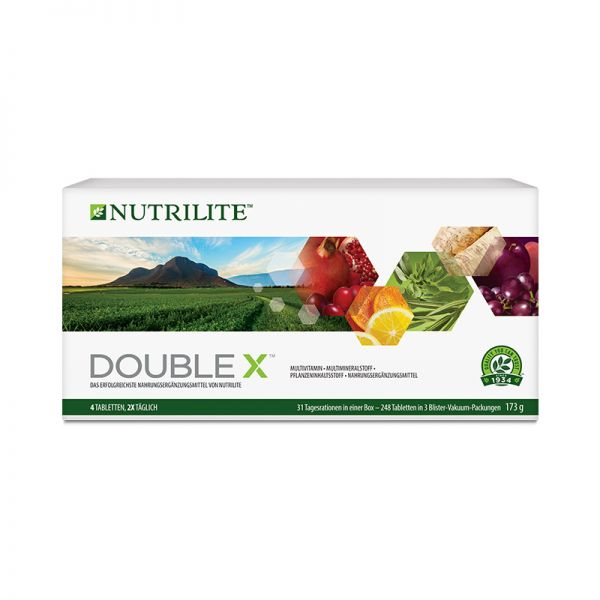 NUTRILITE™ DOUBLE X™ - 31 Tagesrationen