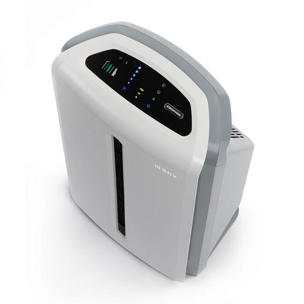 Luftfiltersystem Atmosphere Sky™ - Größe: 1 Einheit mit vorinstallierten Filtern