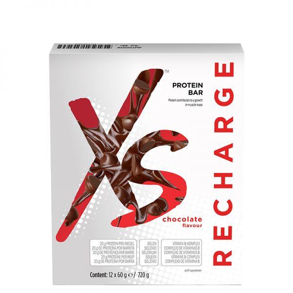 Protein Riegel mit Schokoladengeschmack XS™ - 12 Riegel x 60 g e / 720 g