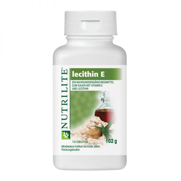 NUTRILITE™ Lecithin E Kautabletten - 110 Kautabletten