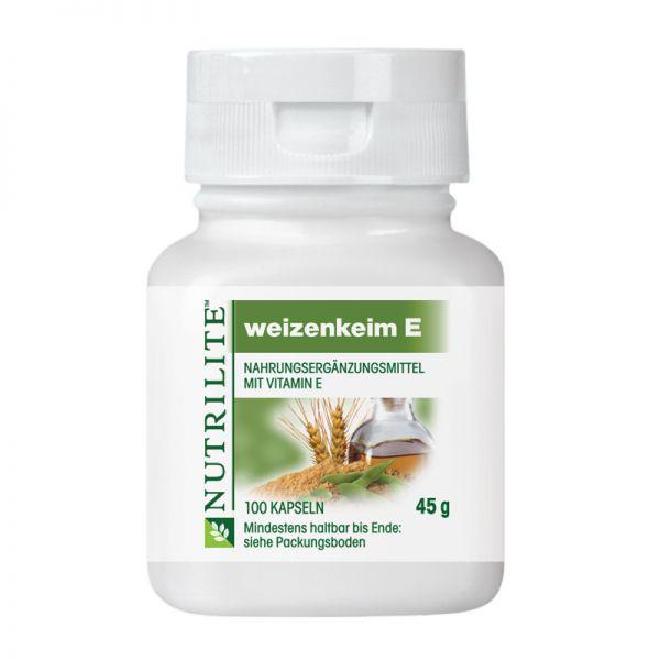 NUTRILITE™ Weizenkeim E Normalpackung - 100 Kapseln