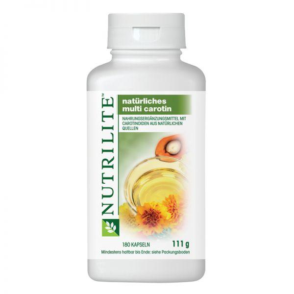 NUTRILITE™ Natürliches Multi Carotin - 180 Kapseln