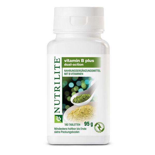 NUTRILITE™ Vitamin B Plus Großpackung - 180 Tabletten/95g