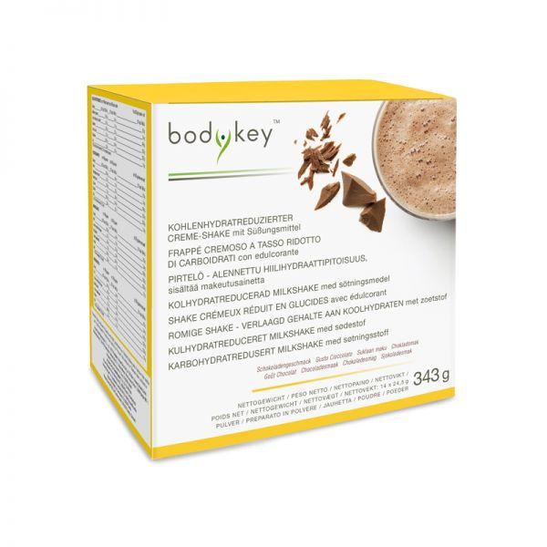 Kohlenhydratreduzierter Shake Schokoladengeschmack bodykey™