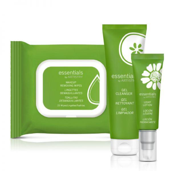 essentials by ARTISTRY™ Set für Mischhaut bis ölige Haut - Set mit 3 Produkten