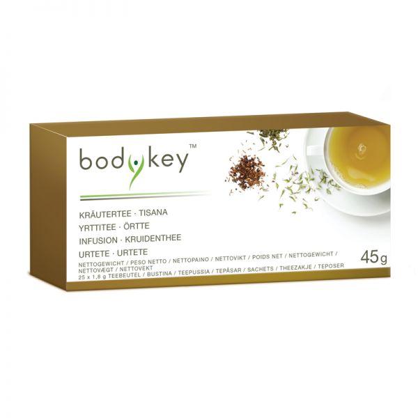 Kräutertee bodykey™ - 25 Teebeutel / 45g