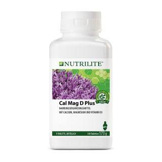 Cal Mag D Plus - 180 Tabletten