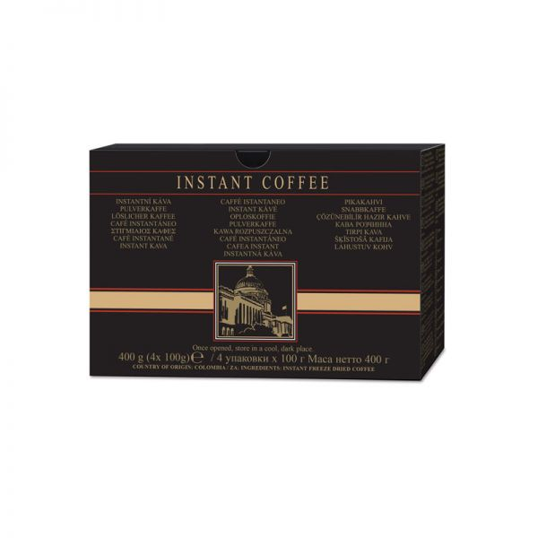 Instantkaffee von Amway- 4 x 100 g