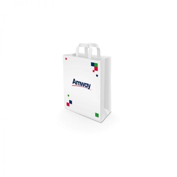 Papiertragetasche - klein AMWAY™ 1 Stück