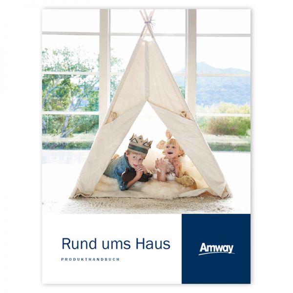 """Produkthandbuch """"Rund ums Haus"""""""